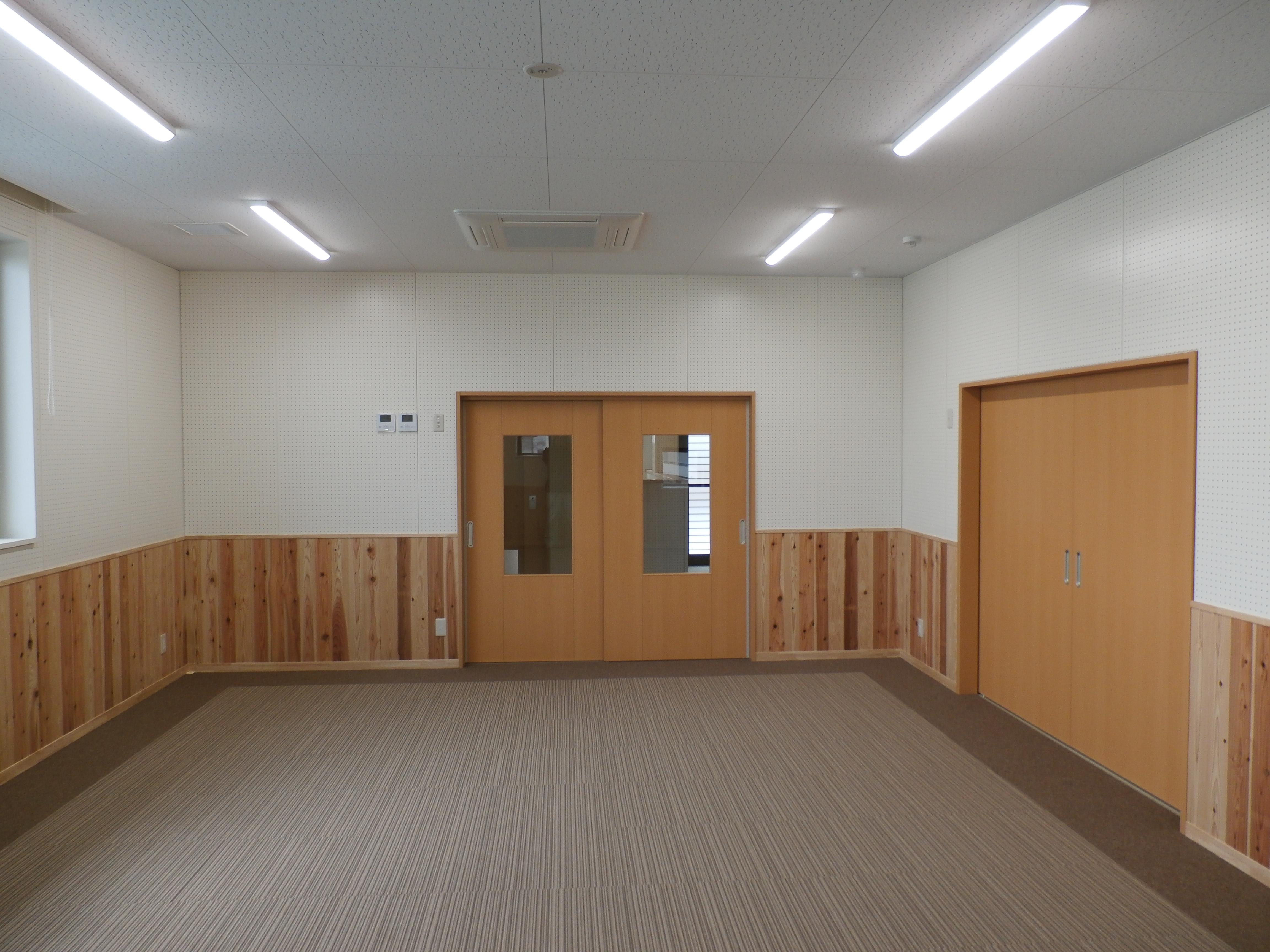 �I指導訓練室4